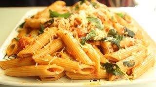 Arrabiata Penne Pasta Recipe