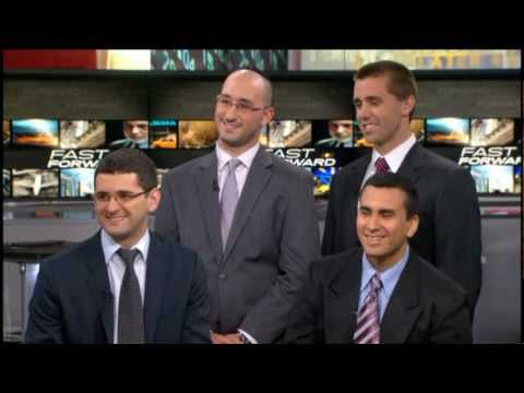 Rutgers Business School Students Interviewed on Bloomberg