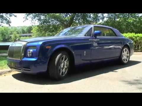 2010 Rolls-Royce Phantom Drophead Coupe, Detailed WalkAround.