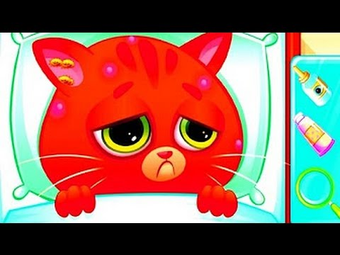 My Favorite Cat Little Kitten Pet Care | Play Cat Care Games for Baby Toddlers and Children