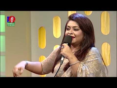 Raja Bashir & Humaira Bashir | Surer Ayena | BanglaVision Program | Tahmina Mukta | Ep-97