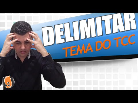 Delimitação do Tema 2020 como fazer | Delimitação Pronta 1