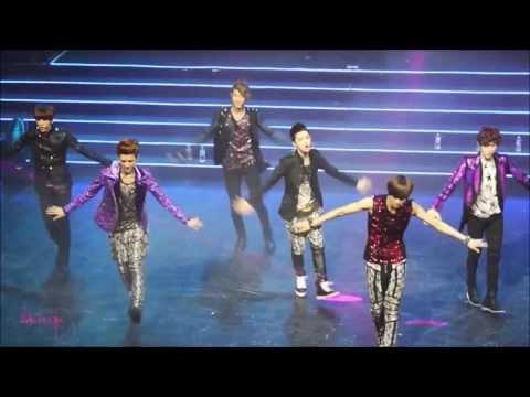 EXO-K - Angel @ MBC LONDON (Mirrored)