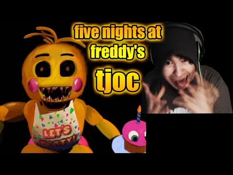 CHICA NO ES SEXY FIVE NIGHTS AT FREDDY'S THE JOY OF CREATION REBORN PARTE 3