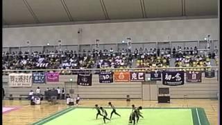 2001年 全日本新体操選手権大会 国士舘・福岡・彰浩R.G