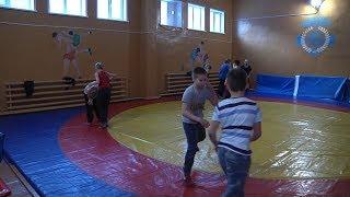 Мозыряне на чемпионате Республики Беларусь по спортивной борьбе