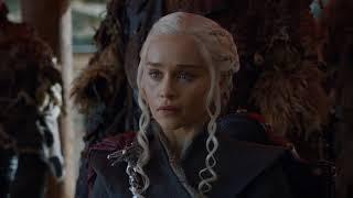 Переговоры между Дейнерис Таргариен и Серсеей Ланнистер [ЧАСТЬ 3]. Игра престолов [7 сезон 7 серия].