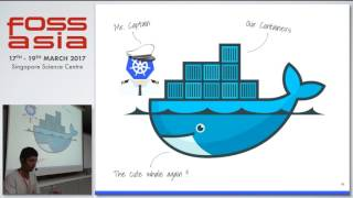 Scaling Open Event Server with Kubernetes - FOSSASIA 2017