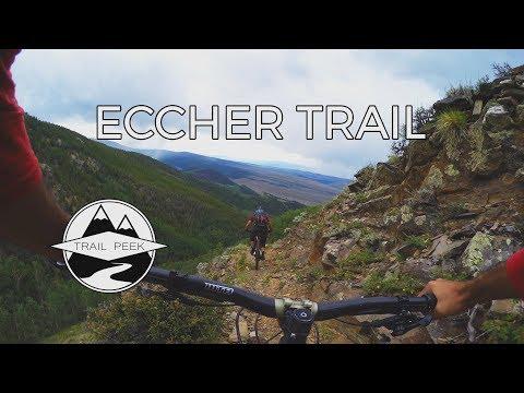 LOAM HUNTING - Eccher Trail - Mountain Biking  Crested Butte, Colorado