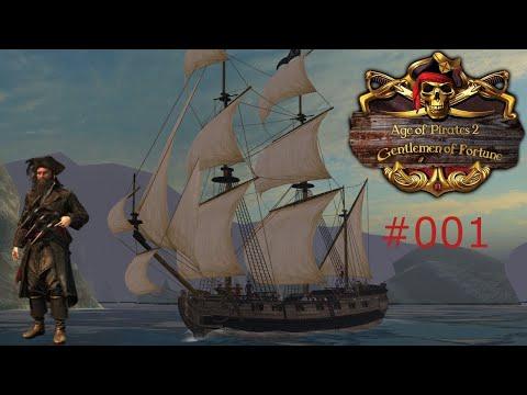 Age Of Pirates 2 COAS (GOF 2.8 Maelstrom/ERAS 2) #001   Endlich Wieder DA!