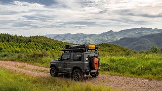 Suzuki Jimny 8 Day Overlanding Adventure: The Genesis Route & Eswatini (2020) [Part 1]