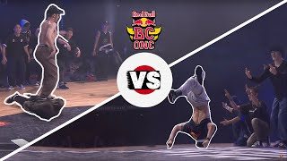 Jinjo Crew vs Found Nation - Finał ekip na Battle Of The Year 2018
