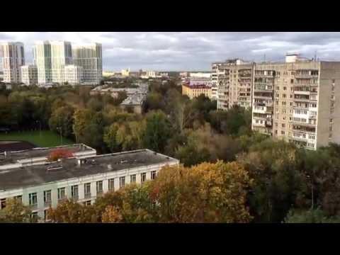 (3) Крыши Москвы - Халтуринская 14/1