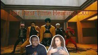MY BEST FRIENDS FIRST REACTION | EXO 엑소 'Obsession' MV
