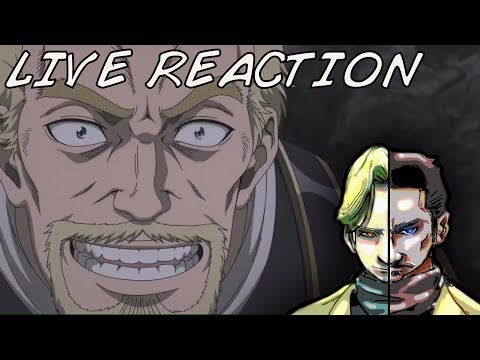 Vinland Saga ヴィンランド・サガ Trailer PV 2 Live Reaction + Discussion + Update