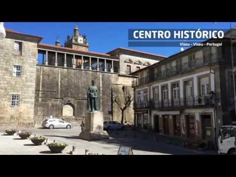 Centro Histórico de Viseu - Viseu - Portugal