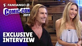 Fabio is the Pope in 'Sharknado 5: Global Swarming' | Comic-Con 2017 thumbnail
