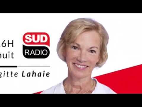 Léa Duffy/Brigitte Lahaie Interview Sud Radio