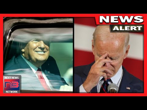 Everyone Noticed What Biden did To HIDE the Truth, seconds later Trump publicly Humiliates Him