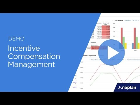 Incentive Compensation Management (ICM)