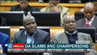 DA slams ANC chairpersons