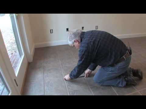 Laying Tile Youtube