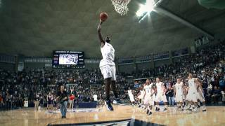 UConn Dunk Contest - First Night 2011 [OFFICIAL]
