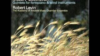 Mozart - Quintet in Eb for Piano and Winds K. 452 - II. Larghetto