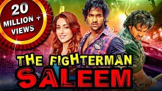 The Fighterman Saleem (Saleem) Telugu Hindi Dubbed Full Movie | Vishnu Manchu, Ileana D' Cruz