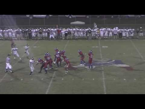 Cy Williams 2009 Football Highlight