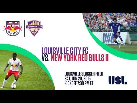 Livestream: New York Red Bulls II at Louisville City FC