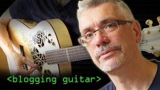 Blogging Guitar - Computerphile