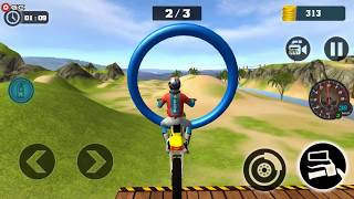Motocross Beach Bike Stunt Racing 2018 / Motor Racer Games / Android Gameplay FHD