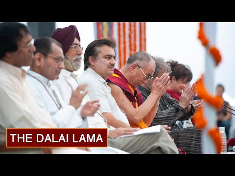 Thank You India -- Concluding Event - with The Dalai Lama