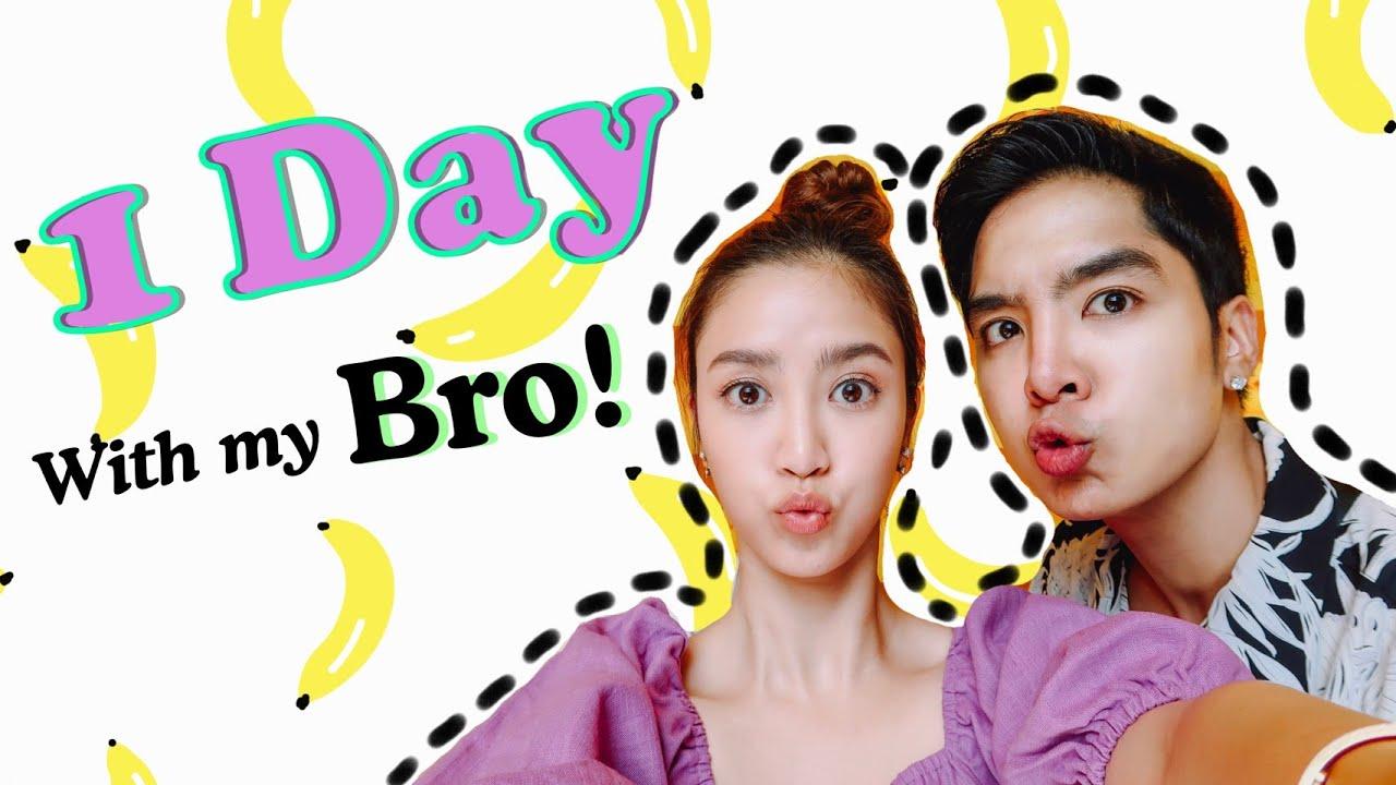 1 Day with my brother l 1 วันกับน้องชาย ทำอะไรกันบ้าง?