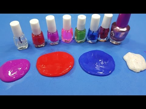 how to make slime with play doh no glue