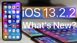 iOS 13.2.2 is Out! - What's New? Video