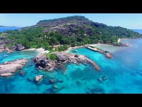 Seychelles 2015 - Mahe Takamaka - Praslin - La Digue - Coco Island Drone (4K)
