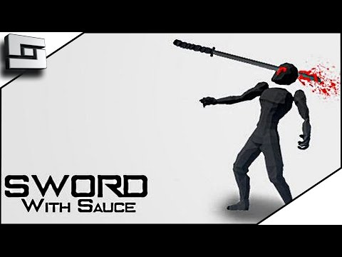 Sword With Sauce - I AM NINJAG8R! (Gameplay)
