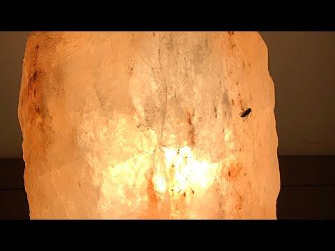 হিমালয় সল্ট ল্যাম্প নিয়ে কিছু কথা/Himalaya salt lamp#24