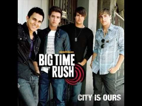 Big Time Rush - BTR Album