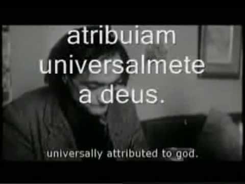 La voce di Antonin Artaud