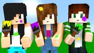 Minecraft - GUERRA DE TINTAS (The Lab)