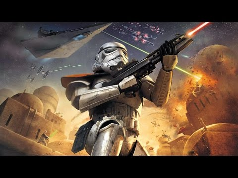 Star Wars Battlefront 2 Campaign - Getting Ready for Battlefront Open Beta!