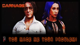 """""""You Made Me Your Problem!"""" Sasha Banks & Bayley pulls no punches during this interview (WWE 2K)"""