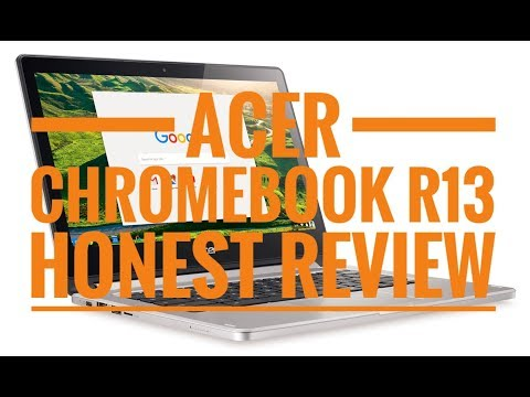 Acer Chromebook R13-Full Review. Chromebook with Google Play Store and Android Apps