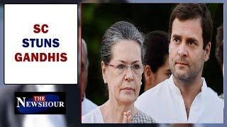 Has National Herald case become Gandhis' achilles heel? | The Newshour Debate (13th Nov)