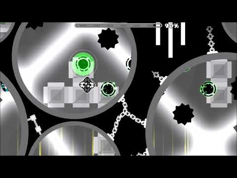 Geometry Dash L Underground (Demon) By Key, Guilly And Csx