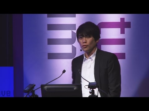 "【ICF2015】 Shohei Shigematsu - Redefinition of Design ""Is this a matter of design?"""