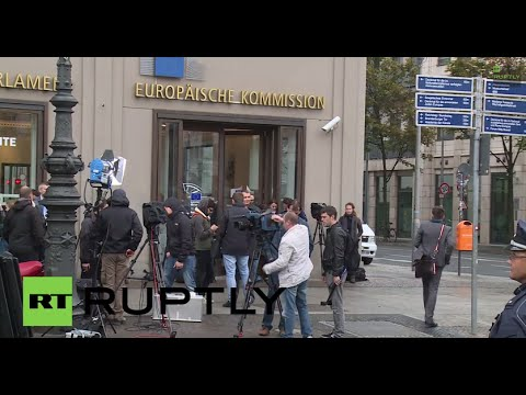 Germany: Russian energy minister arrives in Berlin for gas talks